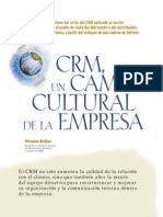 10.1 CRM Un Cambio Cultural de La Empresa