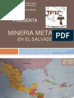 PRESENTACIÓN DE MINERÍA