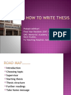 Thesis writing using apa format     JB PradhanDepartment of Mathematics  Education M R  Campus  Tahachal