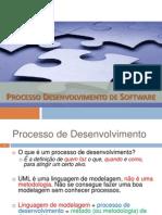 Processo Desenvolviemtno de Software - Modelos