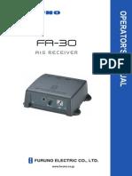 FA30 Operator s Manual-C
