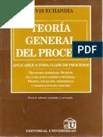 Teoria General Del Proceso Devis Echandia
