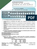 EDUCAÇÃO FÍSICA II UNIDADE  - 1º ANO B-C - VESPERTINO