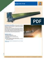 Barredoras de Silos Modelo FS