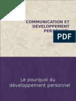 COM et développement personnel