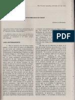 La Epistemologia de Piaget
