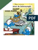 Le Schtroumpf Sous-marin
