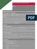 Programa Forma y Medida 2009