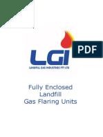 LGI Flaring Units No Covers