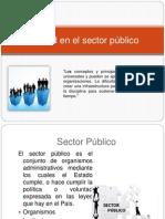 Calidad en el sector público
