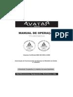 Manual Avatar Cuatro TUS 0904 R04
