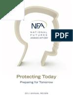 2011 NFA Annualreport
