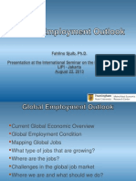 Global Employment Outlook
