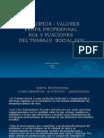 5. Principios Valores, Rol y Funciones