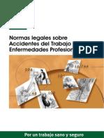 Normas Legales Sobre Accidentes Del Trabajo y Enfermedades Profesionales