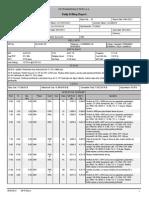 Daily Drilling Report No.28 Pozo La Colpa 2XD