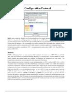 Dynamic Host Configuration Protocol