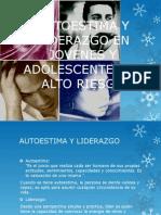 AUTOESTIMA Y LIDERAZGO EN JOVENES Y ADOLESCENTES DE.pptx
