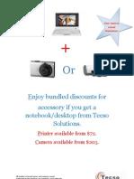 Accessory Bundle Promo 2009
