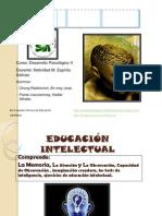 tecnicas para el desarrollo intelectual..ppt