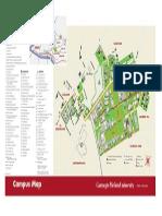 CMU Campus Map