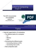 Chapter 1 The AVR microcontroller and embedded systems using assembly and c