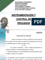 Instrumentacion y Control de Procesos