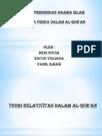 Ppt Seminar Pendidikan Agama Islam
