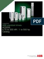 Acs550 ABB Drive