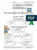 II BIM - LIT - 2do. Año - Guía 1 - Siglo de Oro Español.doc