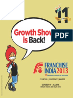 Franchise & Retail Show 2013 (Exhibition)