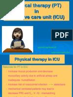 Physio in Icu