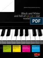 Yamaha digital piano catalogue 2013/2014