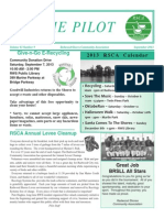 The PILOT -- September 2013 Issue