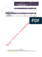 HIRADC Prosedur Identifikasi Bahaya Dan Pengendalian Resiko
