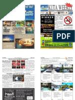 "Kuta Weekly-Edition 353 ""Bali's Premier Weekly Newspaper"""