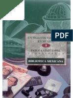 Un Siglo de Educacion en Mexico Tomo 1