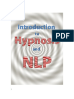 Hypnosis NLP Introduction