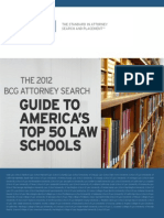 BCG Law School Guide 2012
