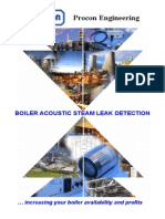 Procon Boiler Leak Detection