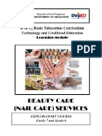 Nail Care Learning Module