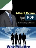 Sheba - Why You Are Already Global!!! - Albert Ocran