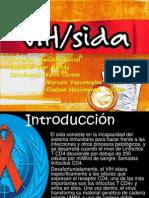 Grupo 1 - Vih Sida - Diapositivas