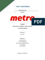 Metro Rapport