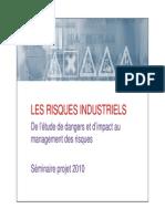 Seminaire Risque Industriel
