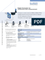 Digital flowmeter