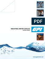 INDUSTRIAL METER CATALOG