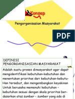 Pengorganisasian masyarakat(2)