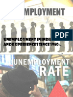 Presentation on Unemployment in India Dated 15 March 2013