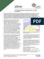NRPA Bulletin, KURSK submarine